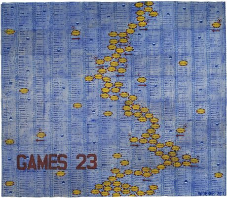George Widener - Games 23, 2011