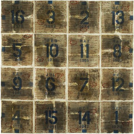 George Widener - Magic Square 34, 2011