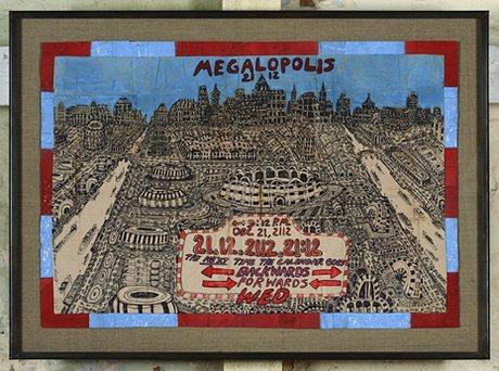 George Widener - Megalopolis 21 12, 2007