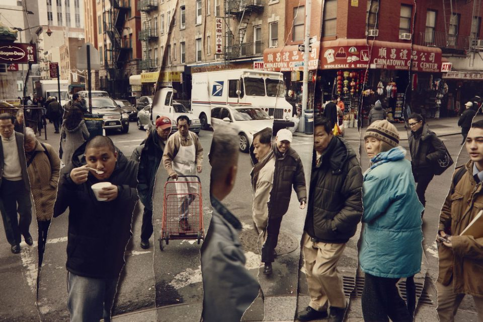 Clang - Time, Chinatown, 2009