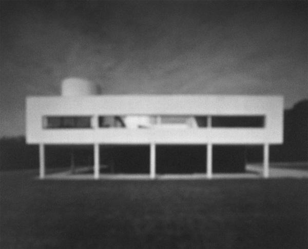 Hiroshi Sugimoto - Architecture, Villa Savoye, 1998