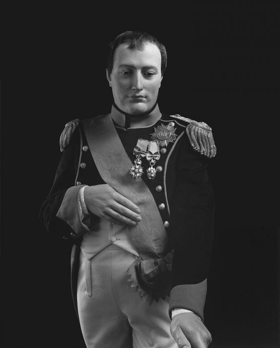 Hiroshi Sugimoto - Portraits, Napoleon Bonaparte, 1999