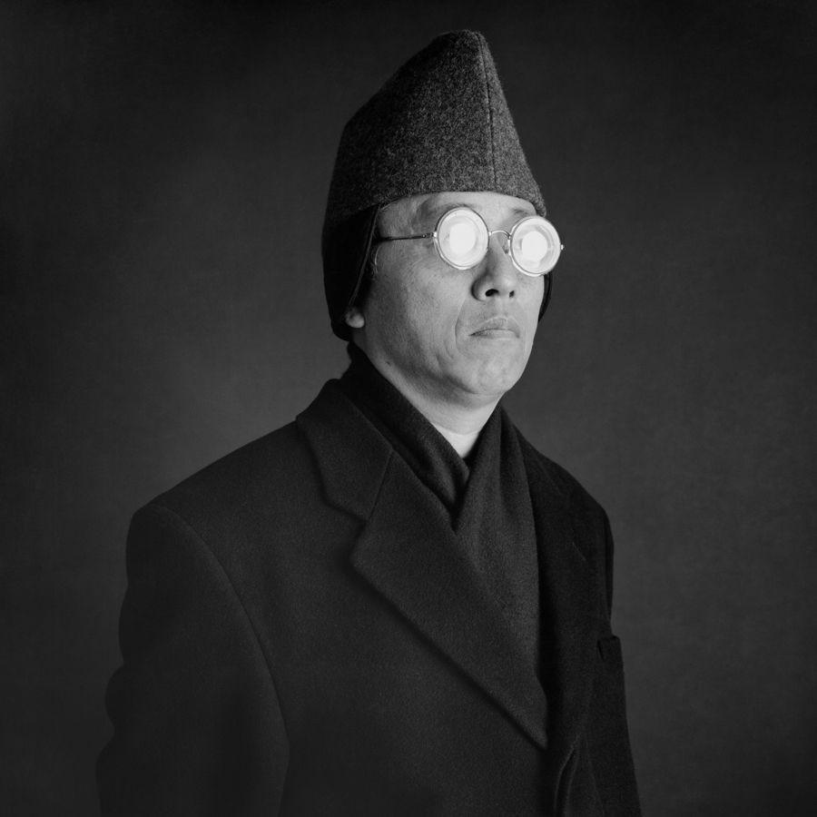 Hiroshi Sugimoto, Self-portrait