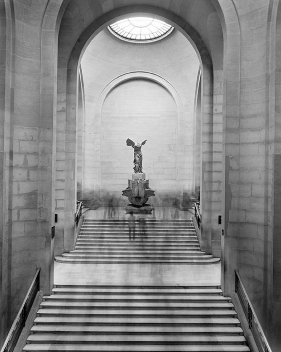 Matthew Pillsbury - Time Frame, La Sainte Chapelle, 2013