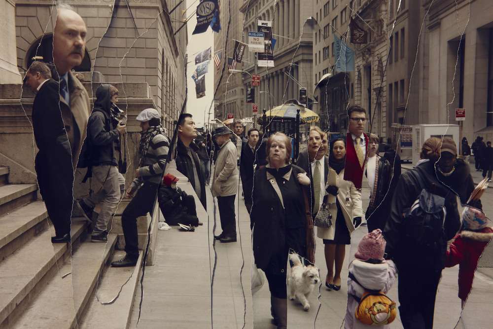 John Clang -Time, WallStreet, 2009