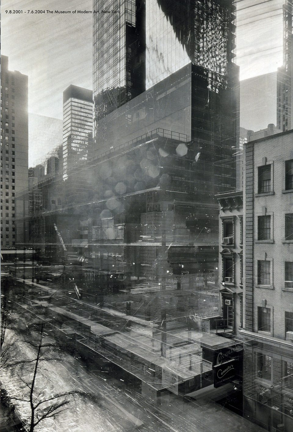 Michael Wesely - Open Shutter Projekt, 2001-2004